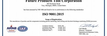 World-Class ISO 9001 Certification