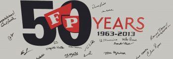 Future Celebrates 50 Years